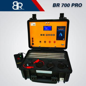 بي ار 700 أجهزة الكشف عن المياه الجوفية