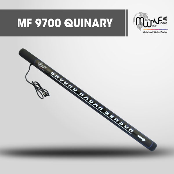 MF 9700 q Ground Radar Sensor