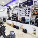 شركة بي ار ديتيكتورز دبي br detectors dubai show room
